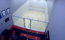 Squash budowa kortu ASB Donaborów