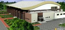 Squash ASB budowa Jaworzyna Slaska